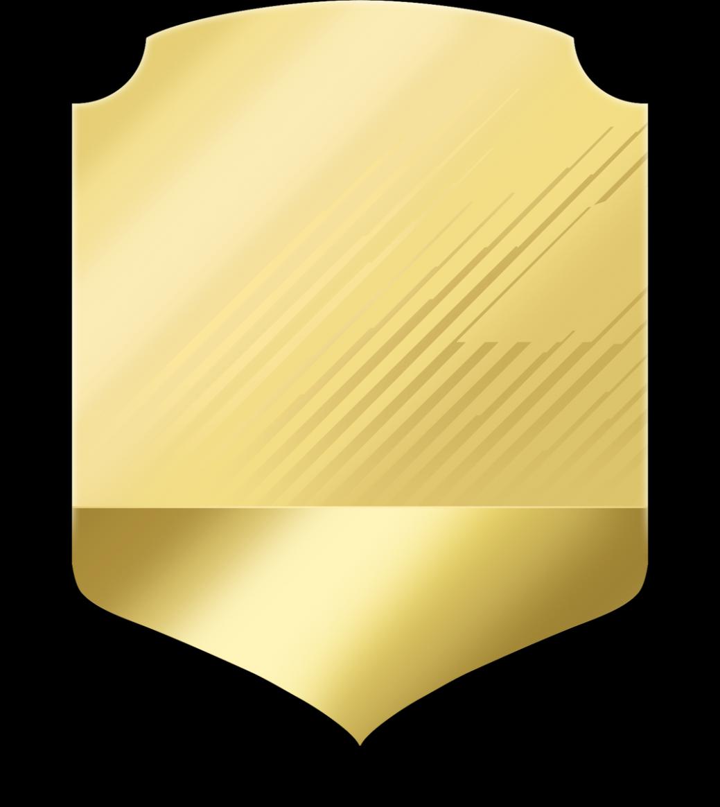 Blank Fifa Card Template