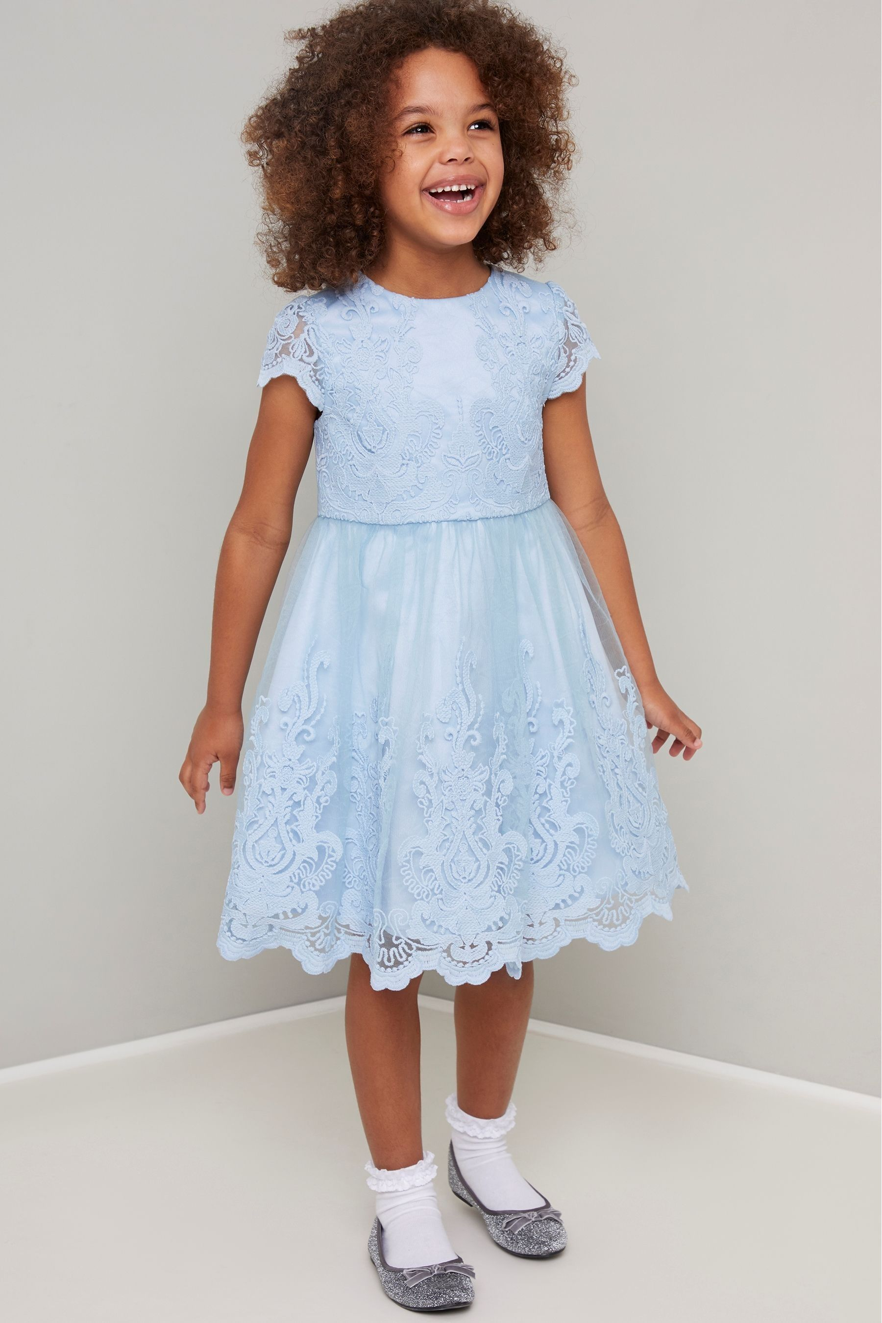 Chi Chi London Girls Rhiannon Dress | London girls, Dresses