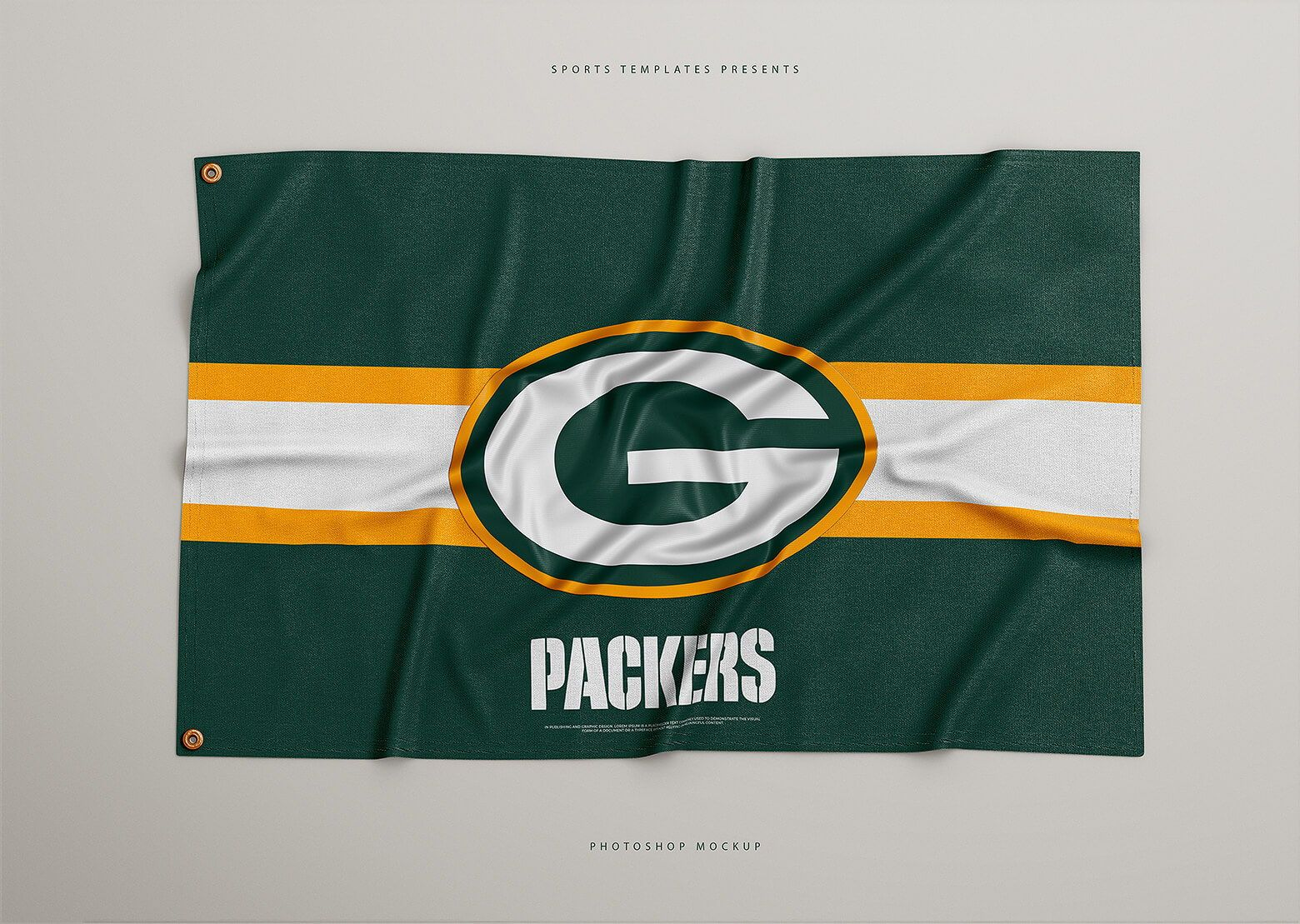 Download Sports Flags Photoshop Template Sports Flags Photoshop Template Photoshop Mockup