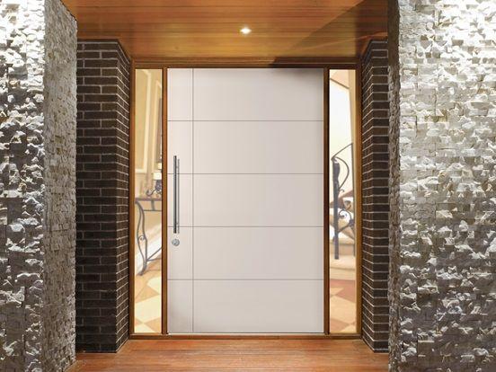 Pivot Decopv 2d Modern Door Modern Front Door External Doors