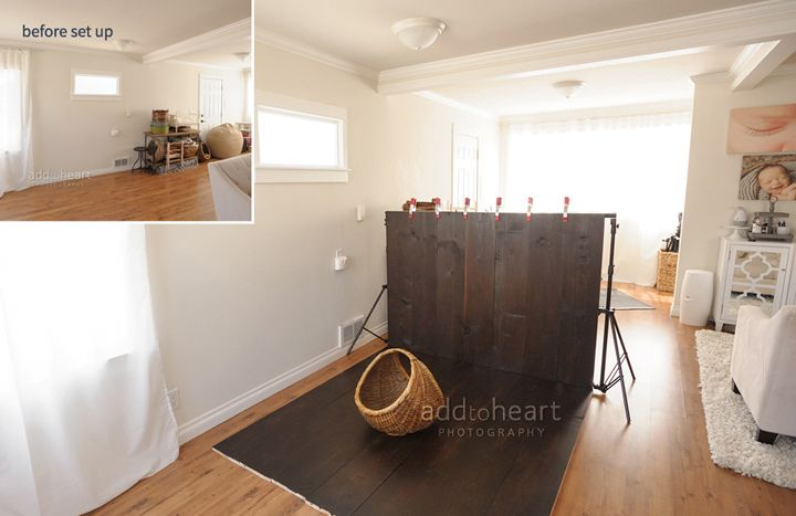 Studio tour with add to heart photography newbornphotography com
