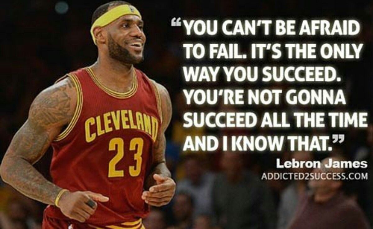8c67c9462 LeBron James words of wisdom