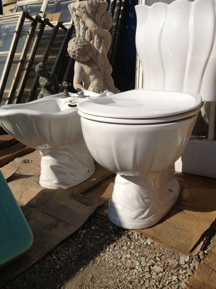 Toilet and Bidet Pozzi Ginori | eBay | Royal Victorian Bathrooms ...