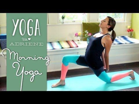 morning yoga  energizing morning sequence  morning yoga