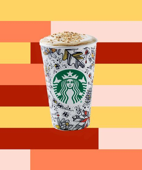 Toasted Graham Latte - New Starbucks Drink | Starting today, Starbucks is offering its first new fall beverage in four years. #refinery29 http://www.refinery29.com/2015/09/94447/starbucks-toasted-graham-latte