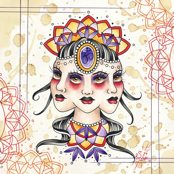 Body Mind Soul the tripod of life: Lagna (ascendant), Moon and Sun