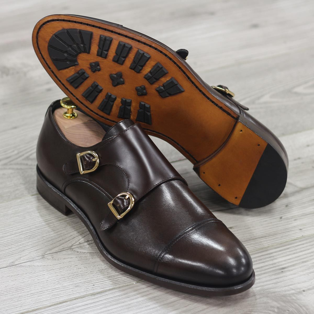 best leather sole shoes