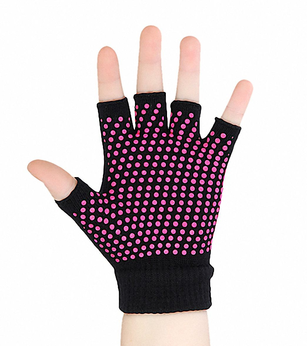 Yoga (non-slip) Gloves ($9) (don't really care the color or brand :D)