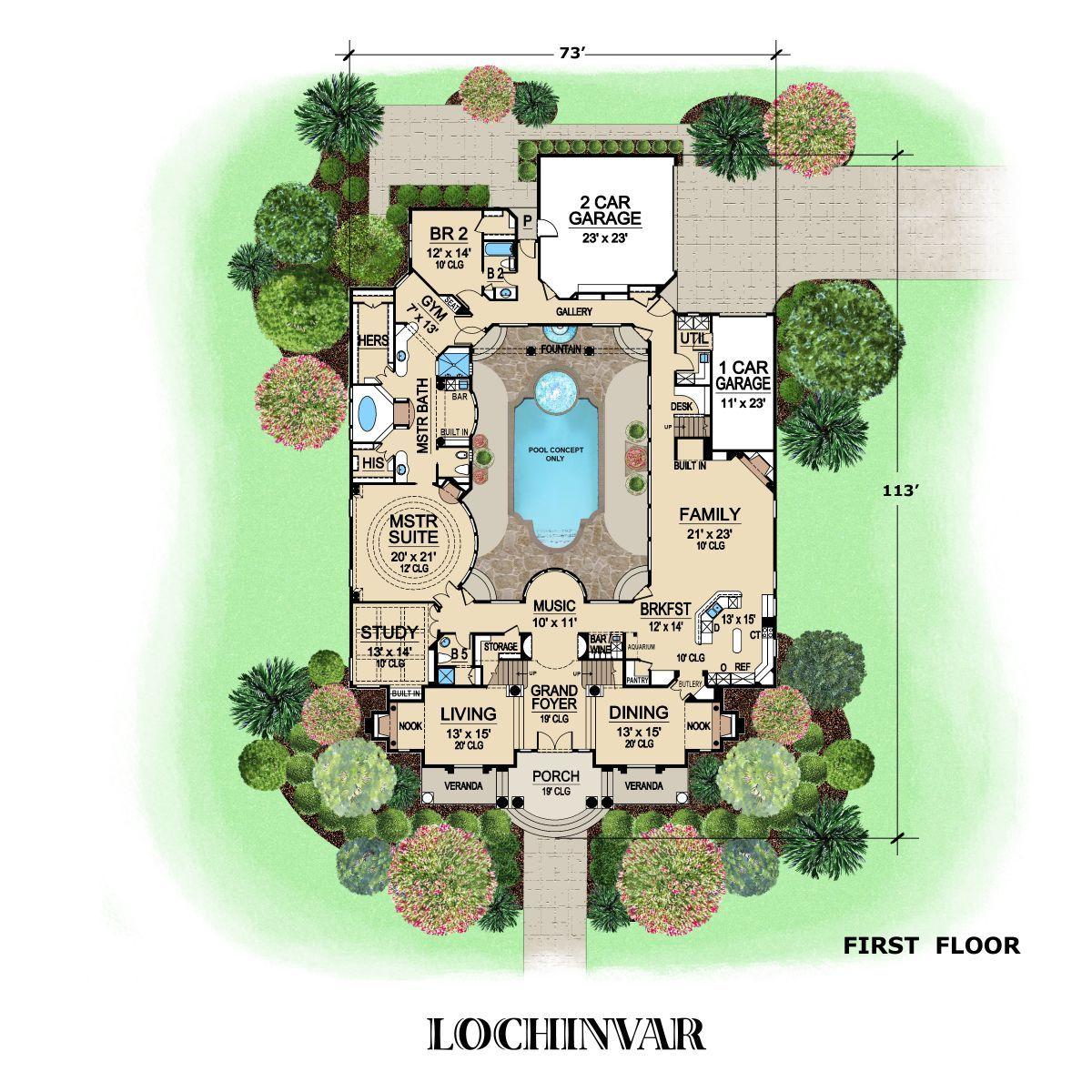 Etonnant [ Luxury Home Plans Castle Floor Plan Blueprints Mexzhouse ]   Best Free Home  Design Idea U0026 Inspiration