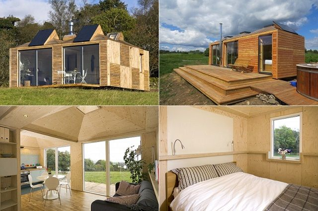 Eco Pods Modular Off Grid Offices, Garden Buildings And Holiday ...