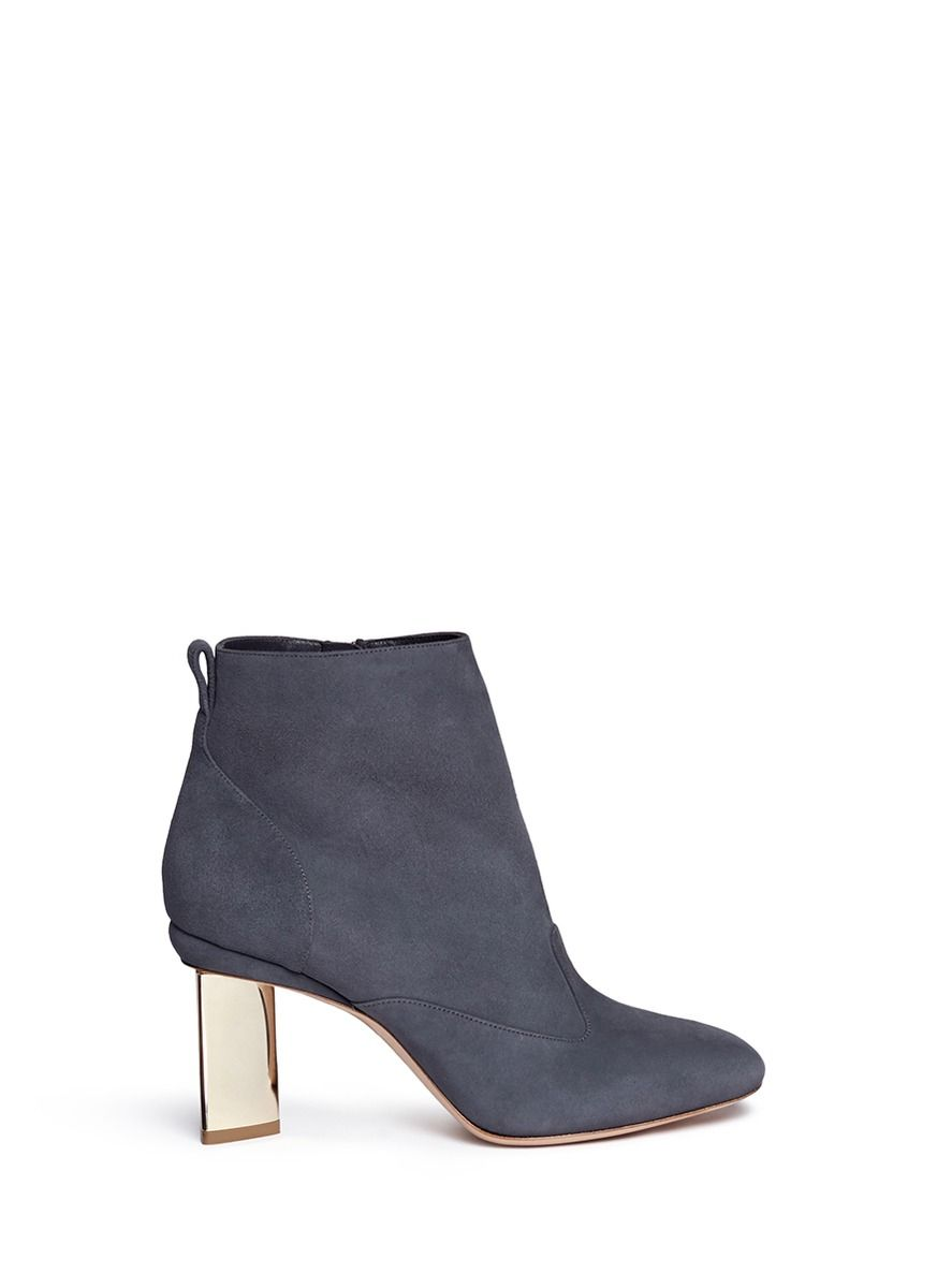 Emergency Cheap Nicholas Kirkwood Ankle Boots Leather Black