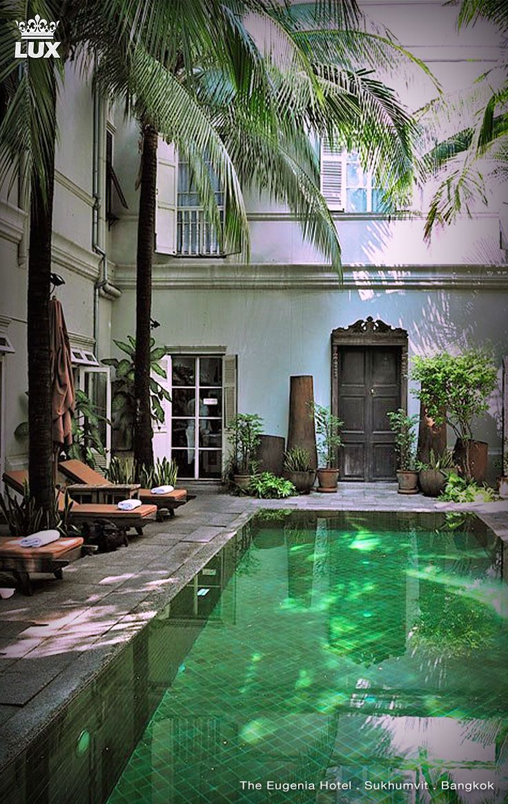 The Eugenia Hotel Bangkok is a 5 Star hotel located in the downtown ...