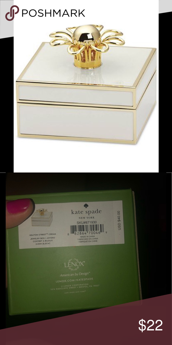 31++ Kate spade keaton street jewelry box information