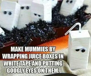 Healthy Halloween Party Ideas