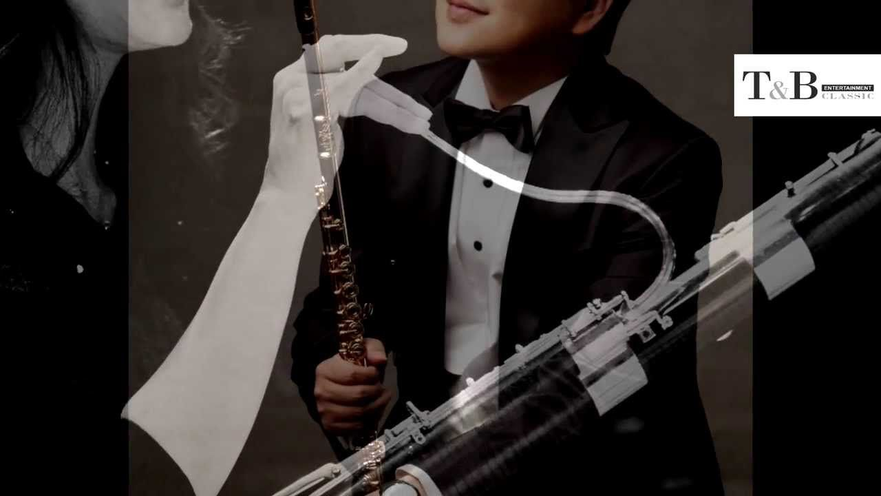 Astor Piazzolla - Oblivion(망각) for Flute, Bassoon and Piano