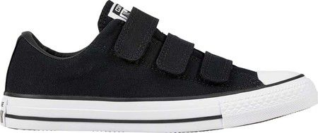d405fc8ab89b Size 9 Women s black Converse Chuck Taylor All Star 3V Low Sneaker. With  Velcro