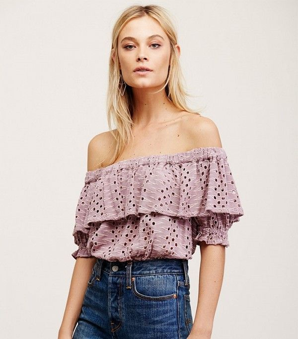 Free People That Girl Top