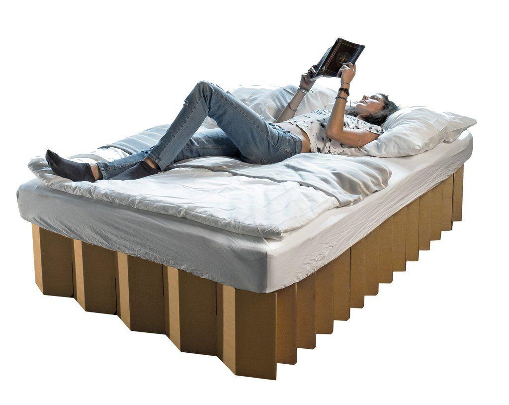 bett 2 0 in 2019 zuk nftige projekte pinterest bett bett aus pappe und wohnen. Black Bedroom Furniture Sets. Home Design Ideas