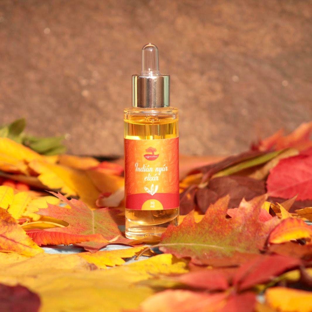 Bio argánolaj alapú elixír a bőröd egészségéért, az őszi..