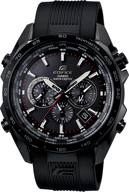Casio Edifice - EQWM600C-1A Mens 003a8bcf9a4