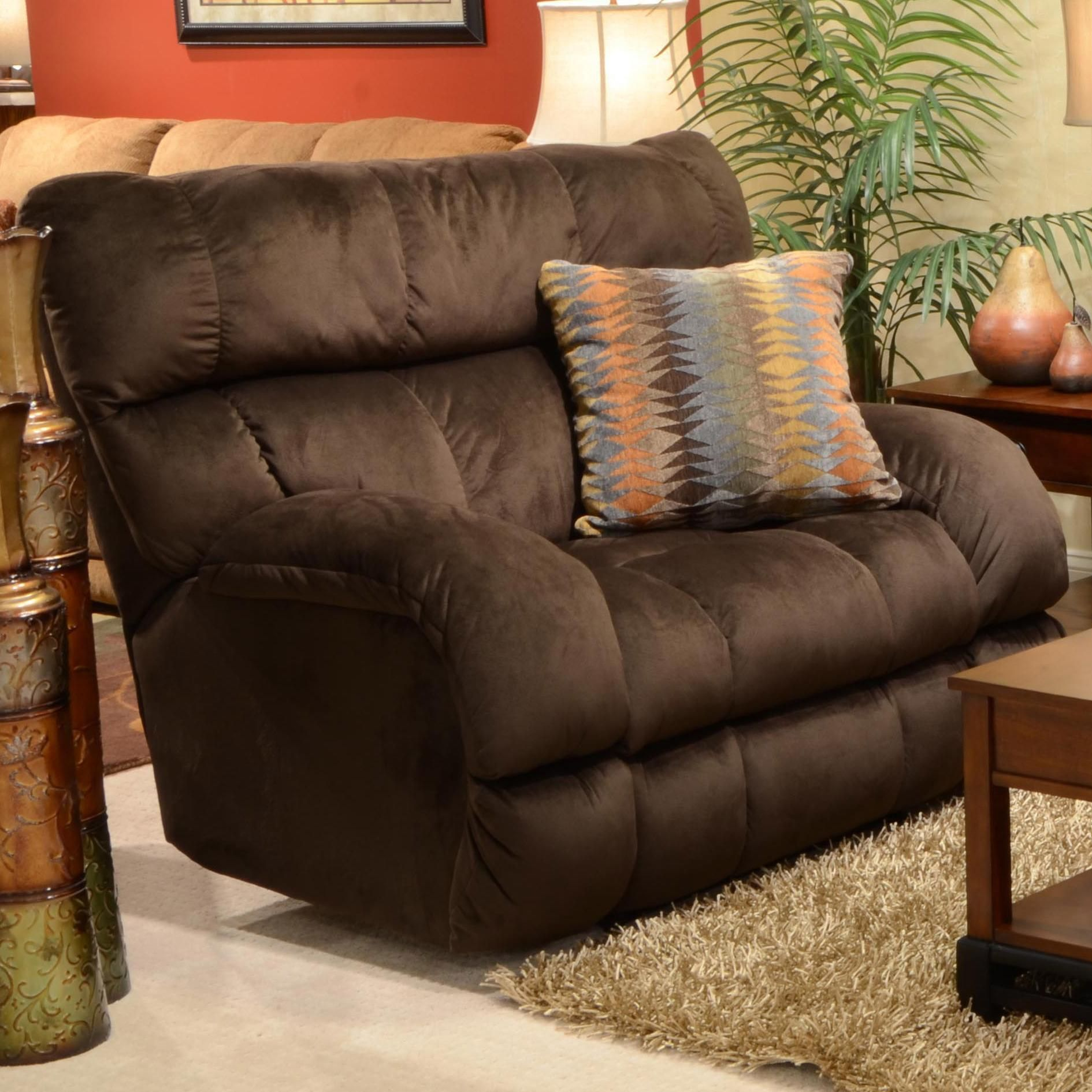 Double Wide Recliner Chair Best Double Wide Recliner Chair D43 In Wonderful Home Design Ideas