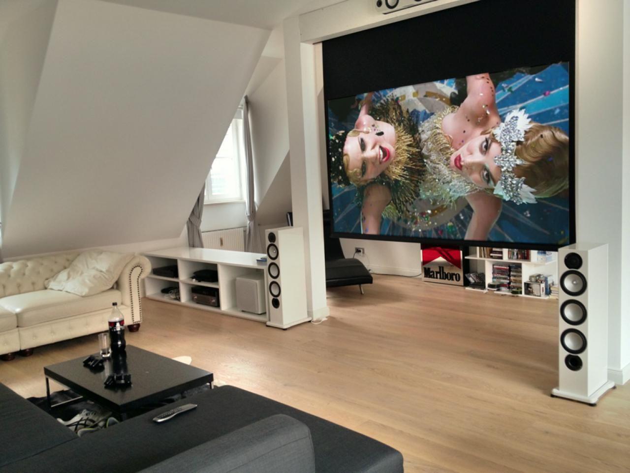 Heimkino edge tv wände pinterest heimkino tv wände und