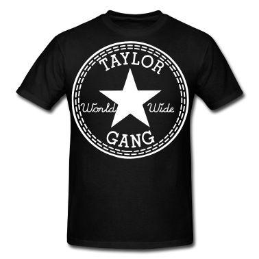 7c30dcd5fdaf3 Taylor Gang - stayflyclothing.com Men s Premium T-Shirt - heather ...