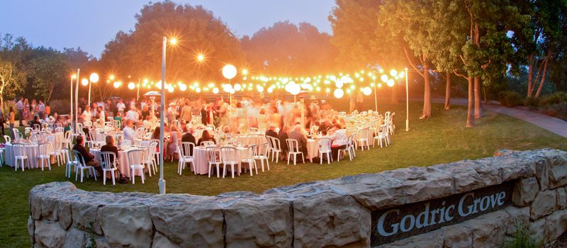 Wedding Venue Ric Grove Elings Park Santa Barbara