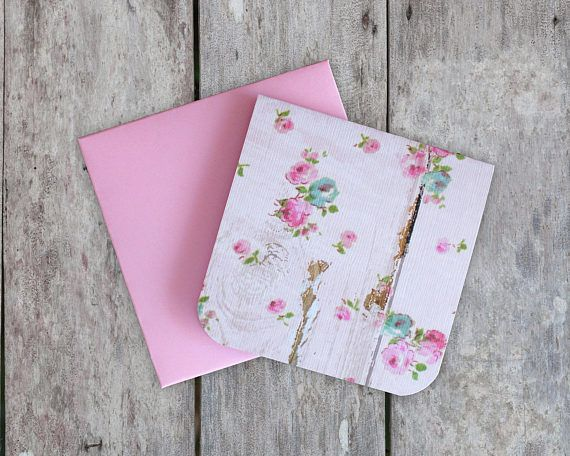 Note Cards With Envelopes - Thank You Cards - Greeting Cards
