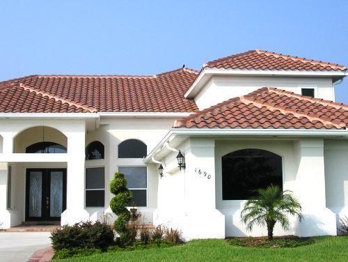Casas de tejas buscar con google arquitectura e for Fachadas de casas con teja