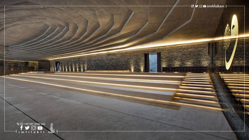 مسجد سنجقلار مسجد غار حراء في تركيا Mosque Istanbul Stairs