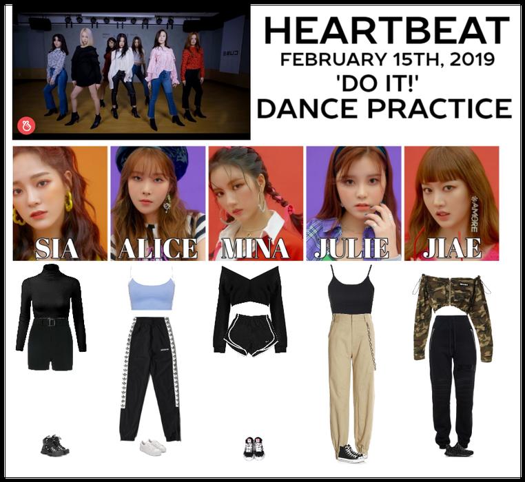Heartbeat Do It Dance Practice Practice Outfits Dance Outfits Practice Dance Clothes Practice