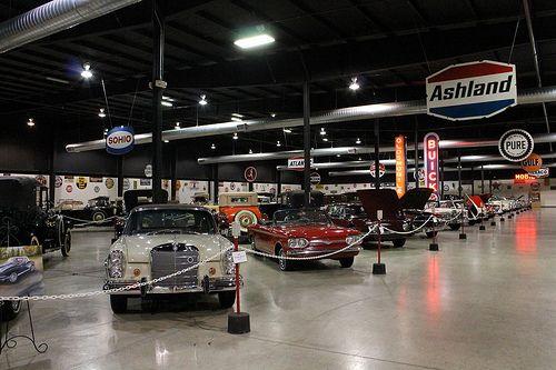 Tupelo Auto Museum Museums And Tupelo Mississippi - Tupelo car show