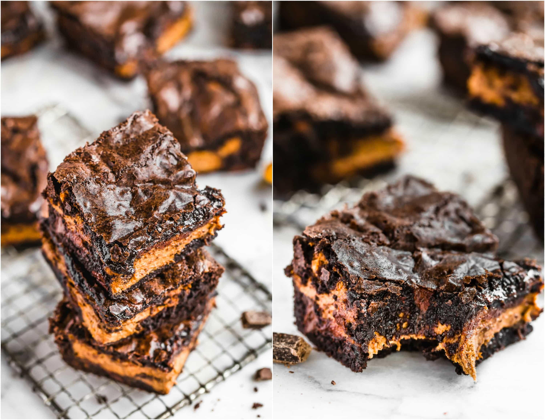 Pumpkin Brownies images