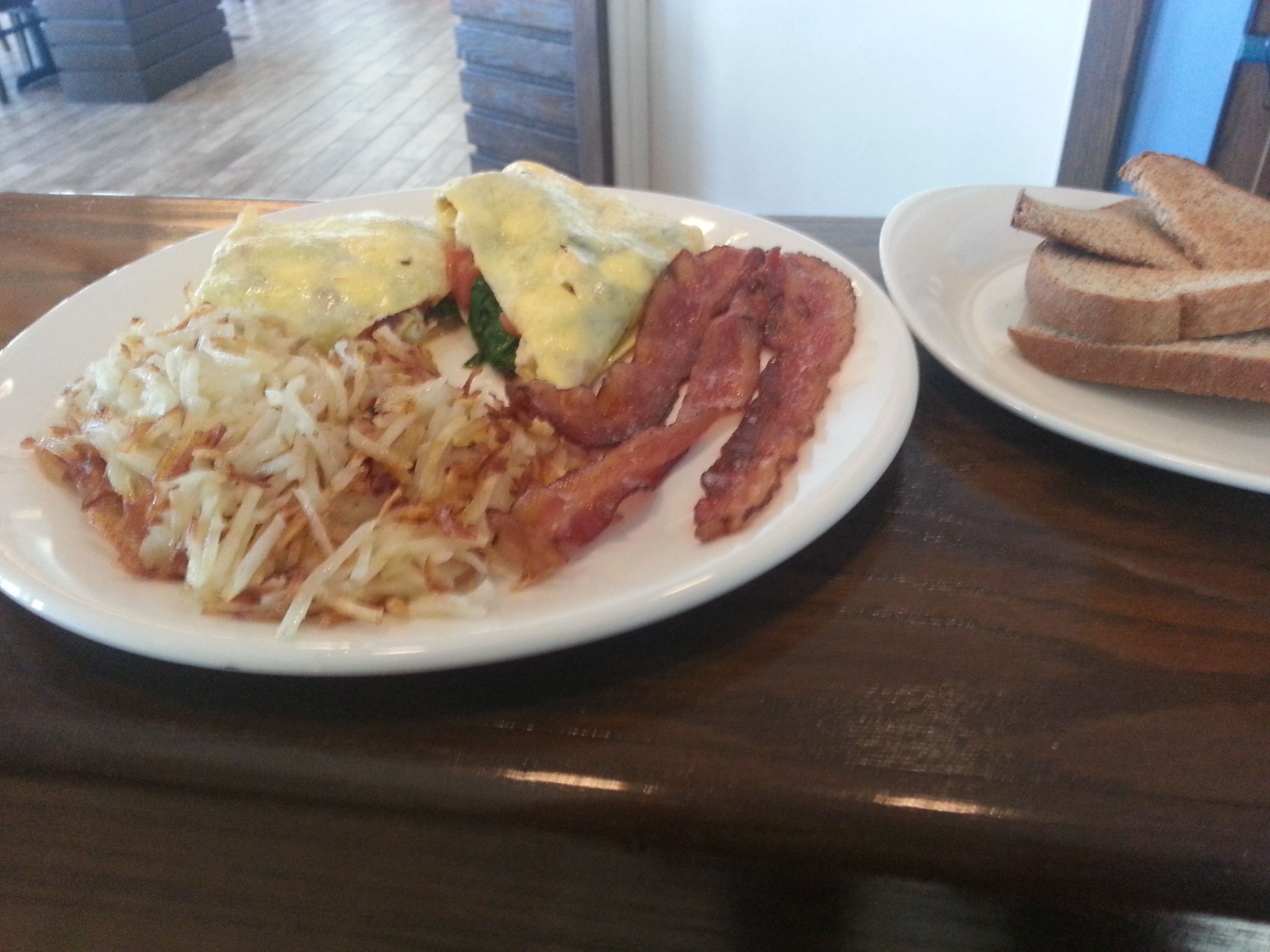 Can somebody say Delicious Breakfast?!