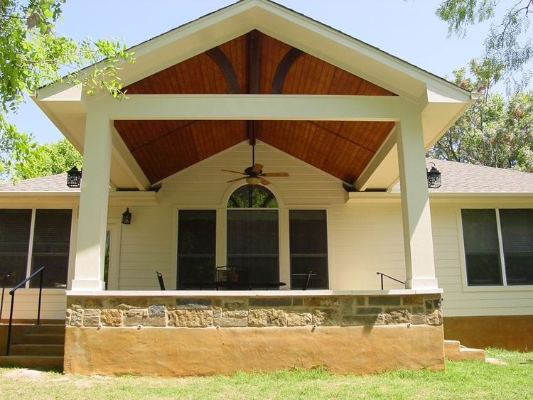 Covered Porch Designs | ... Porches | Archadeck Custom Decks, Patios,  Sunrooms