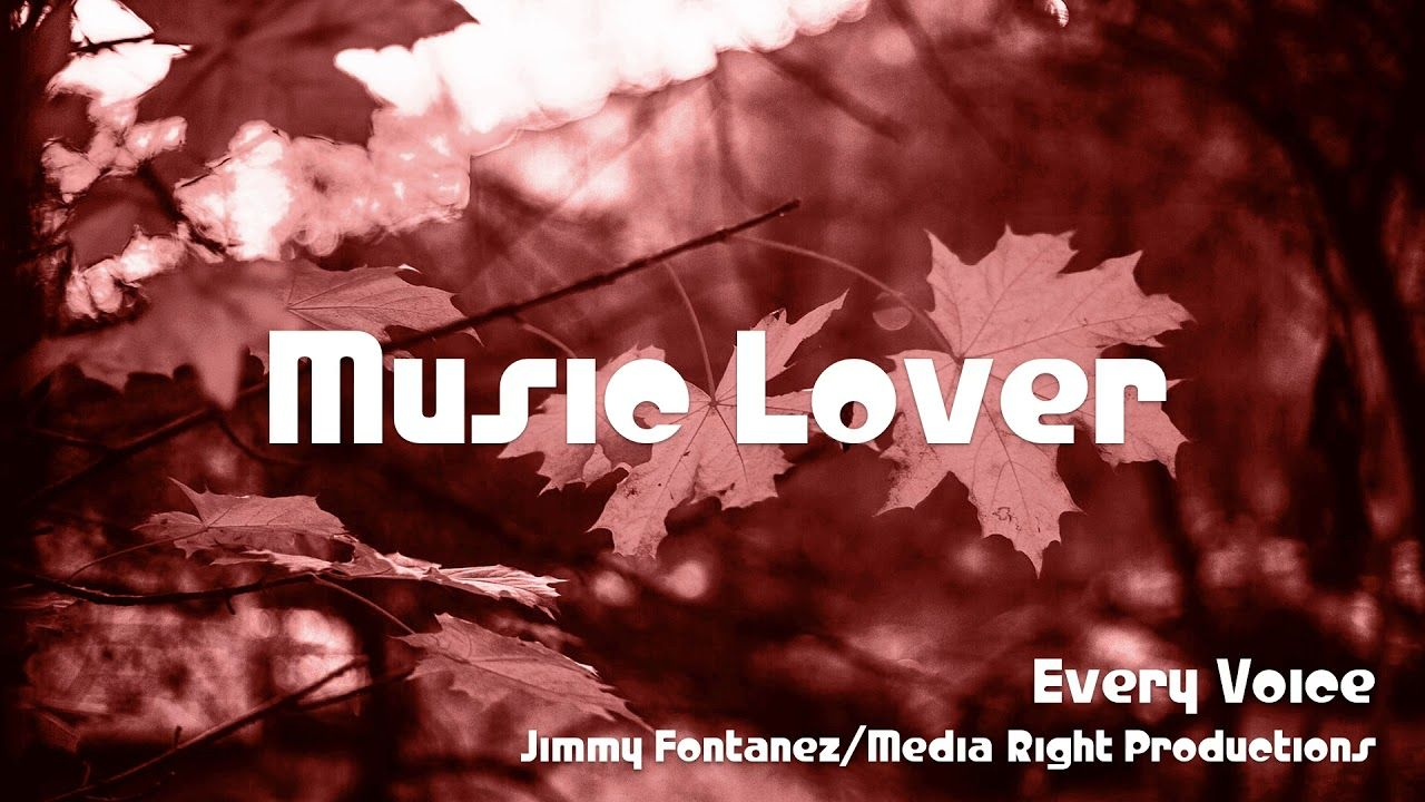 Every Voice Jimmy Fontanez Media Right Productions No Copyright Music Youtube Audio Library Copyright Music R B Soul Music Soul Music