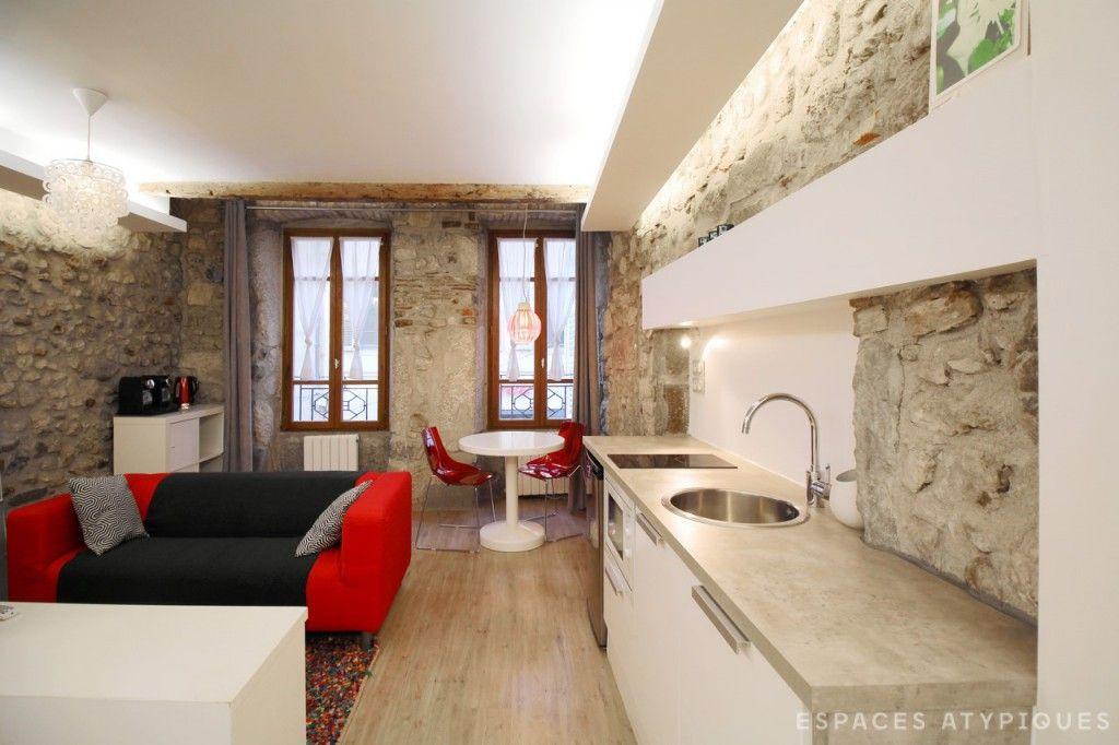 Annecy studio darchitecte en centre ville