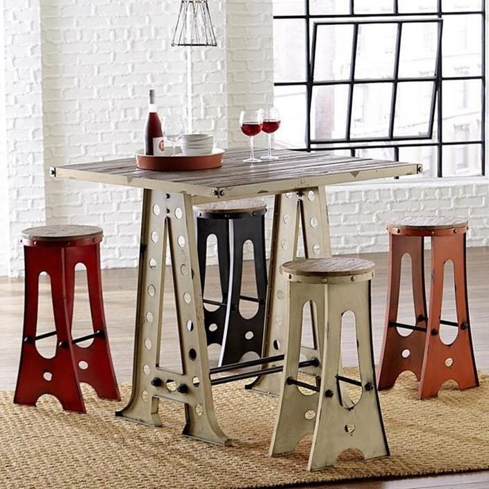 A-Frame Forge Zen Pub Table   Products   Pinterest   Products