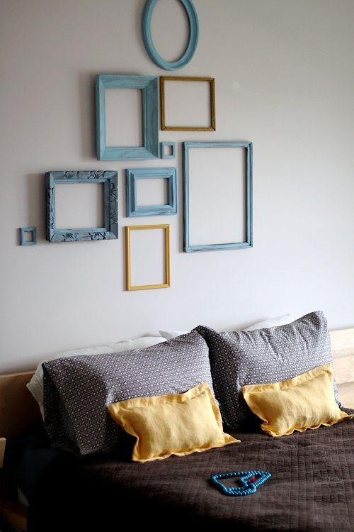 Living With Kids: Nicole Shiffler | Empty frames, House tours and Empty