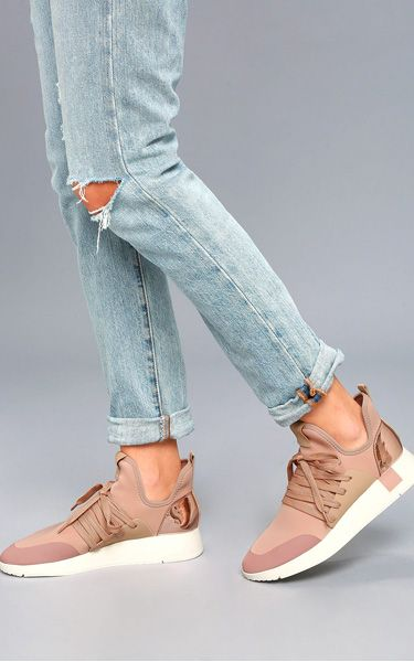 4ee8eb0b28 Steve Madden Shady Blush Multi Sneakers | Best Shoes | Cool womens ...