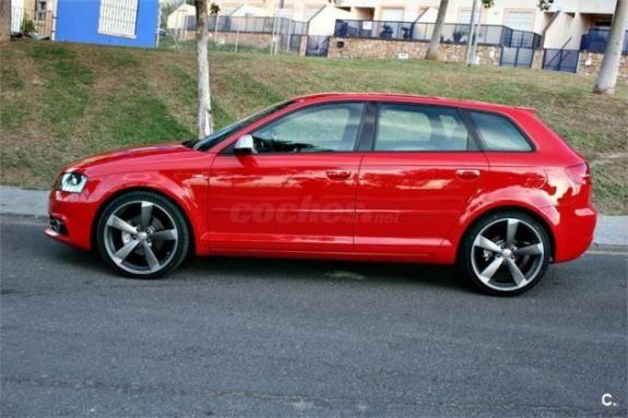 Audi A3 Sportback 2 0 Tdi 140cv Ambition 5p En Murcia Vibbo 77765955 Anuncios Clasificados