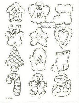 objetos-navidad … | Pinteres…
