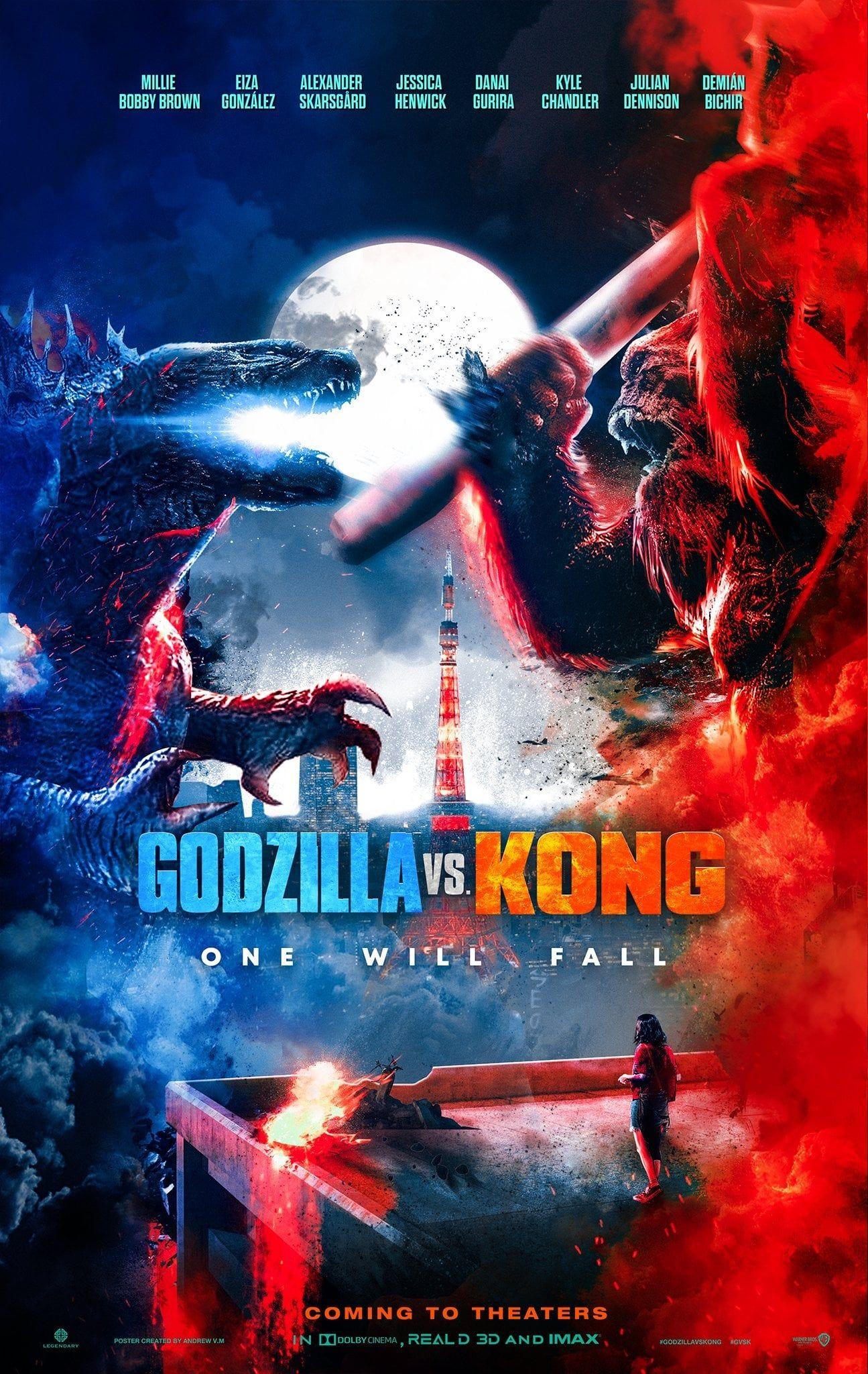 Godzilla Vs Kong Pelicula Completa En Espanol Latino Repelis Mengagumkan