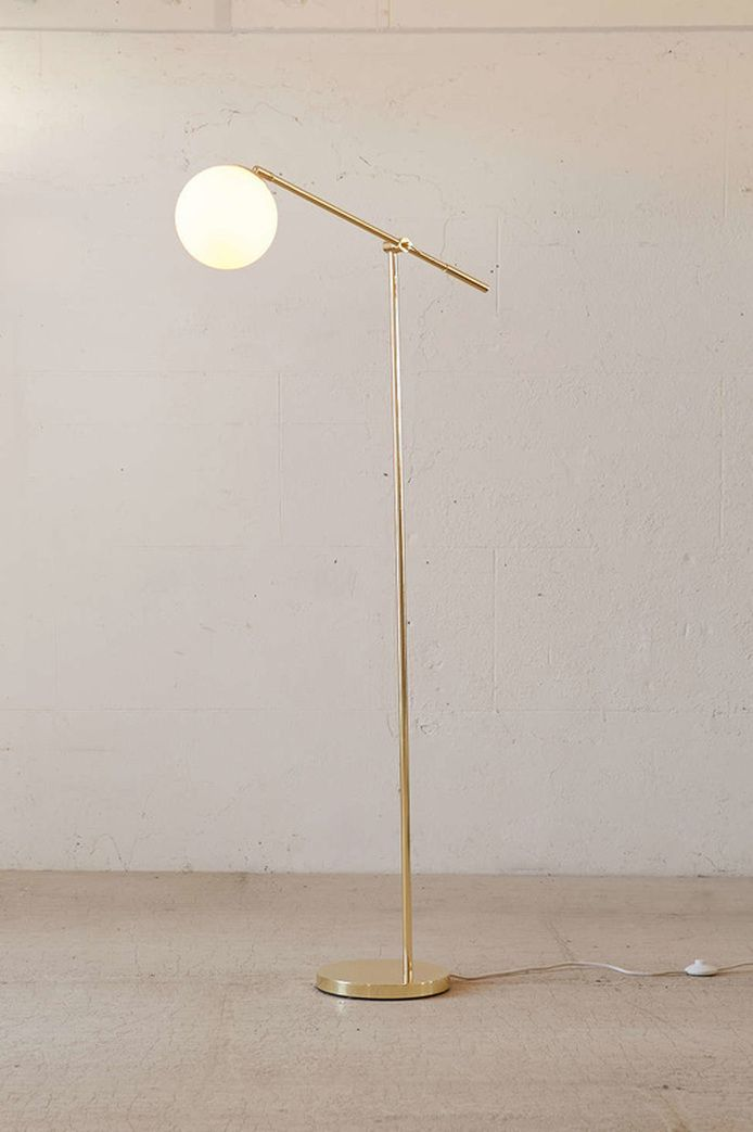 On the hunt for floor lamps urban outfitters apartment globe lamp scotch and nonsense