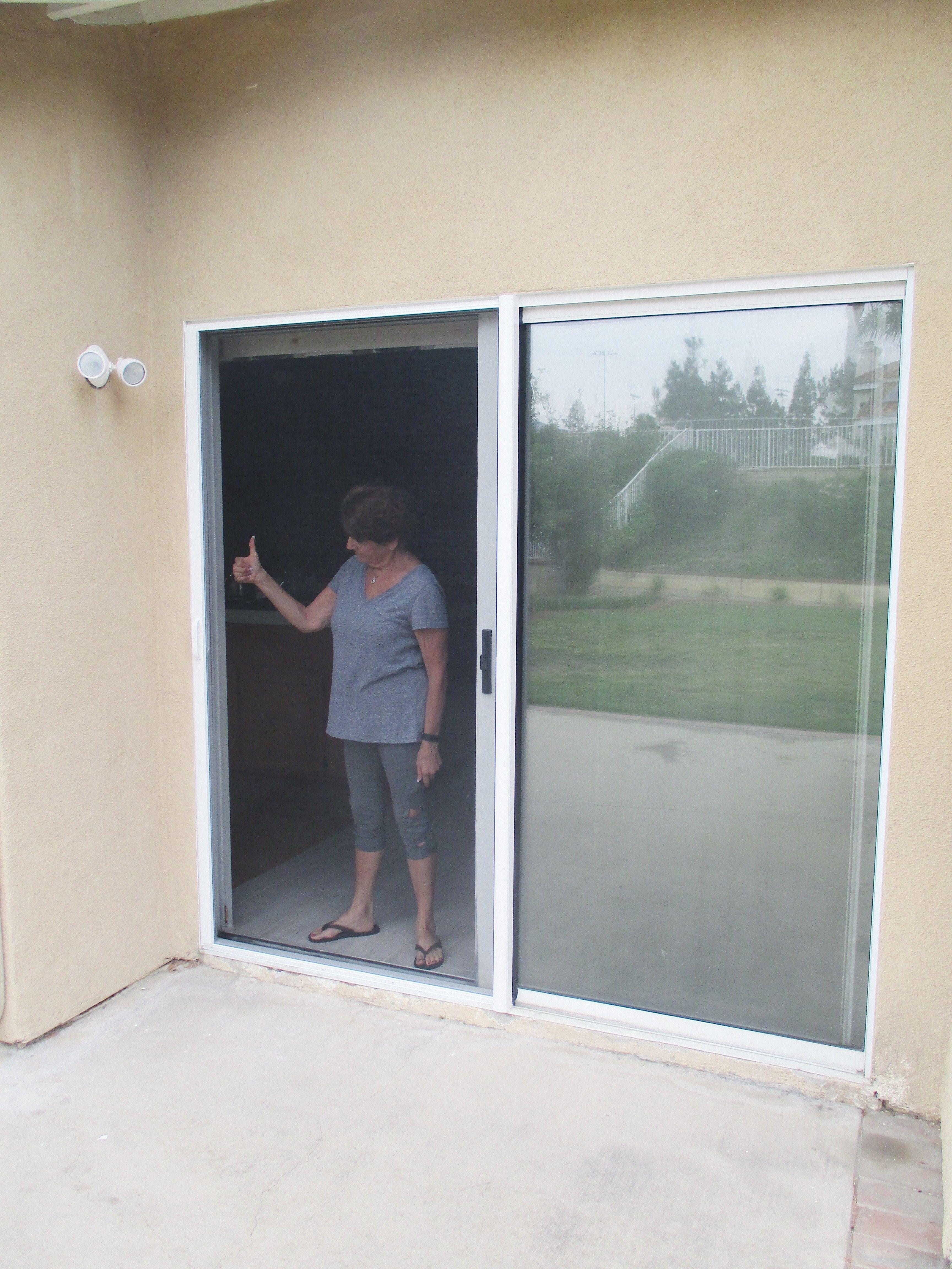 Mobile Retractable Screen Door Retractable Screen Wooden Screen Door
