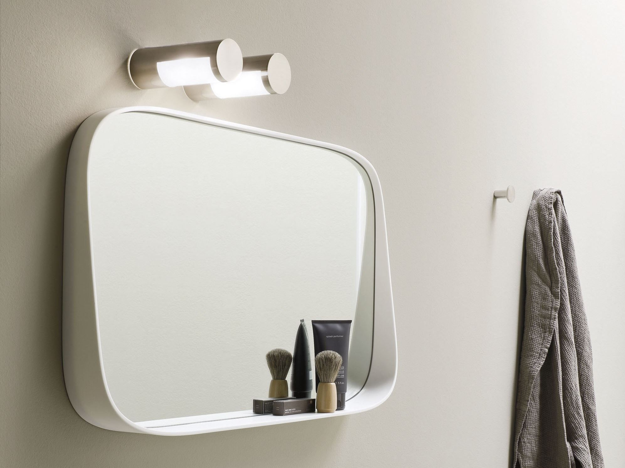 full completed design rectangular interior adorable length mirror enchanting under with for ikea vanity bathroom white
