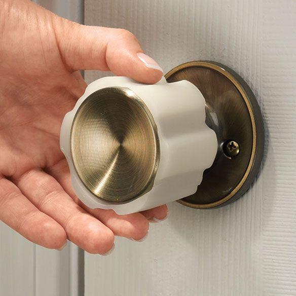 Rubber Door Knob Covers Makes Door Knobs Easier To Grip