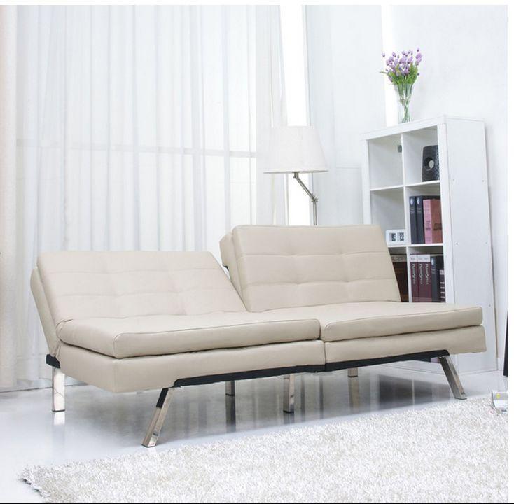 Groovy Modern Futon Sofa Convertible Couch Bed Living Room Den Spiritservingveterans Wood Chair Design Ideas Spiritservingveteransorg