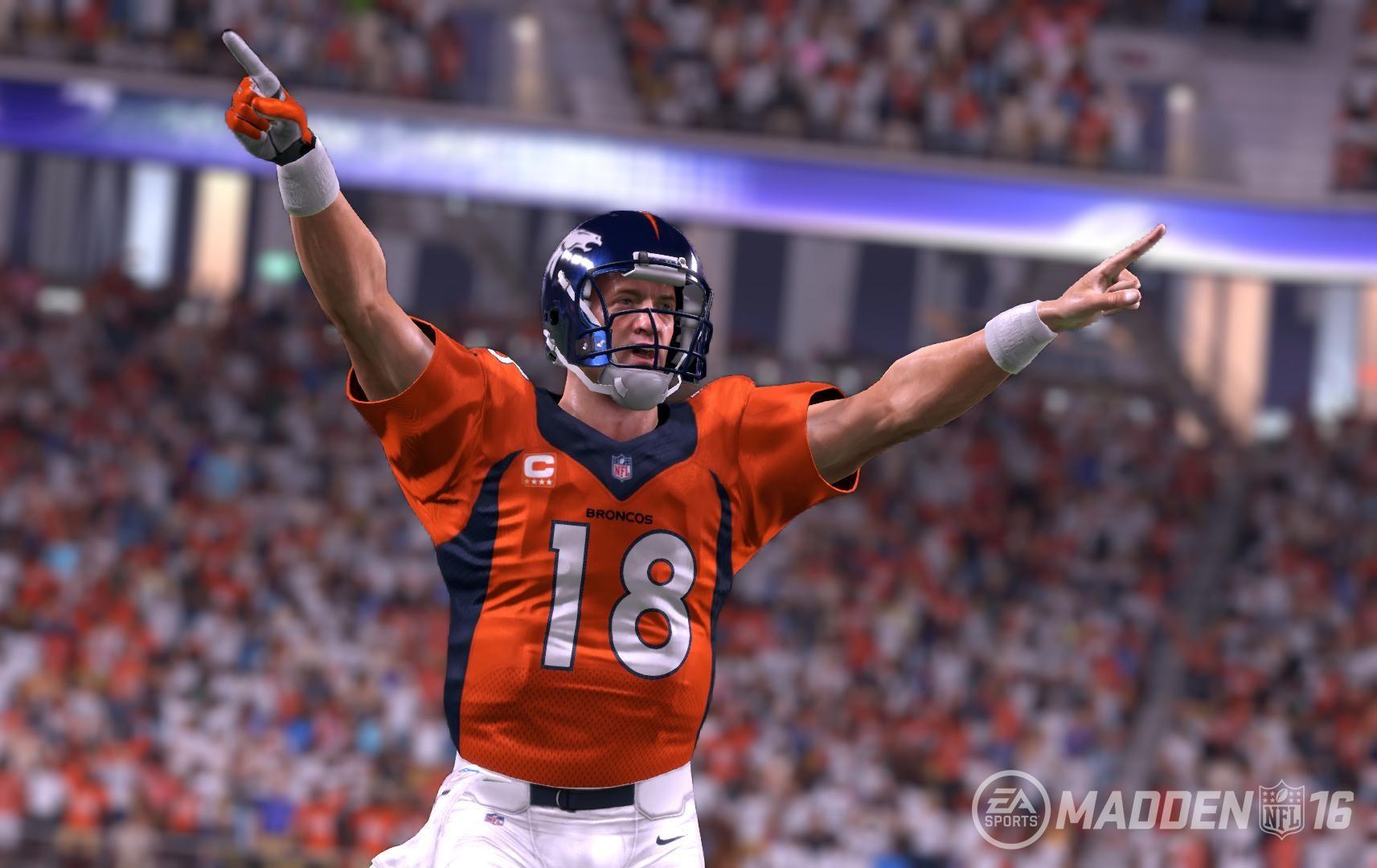 Madden NFL 16 fait ses pronostiques pour le Super Bowl